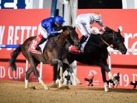 2019 DUBAI WORLD CUP FESTIVAL (Entire Televised Broadcast from TVG) - THUNDER SNOW (Makes History Winning World Cup 2nd Year in a Row!!)