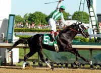 2002 TRIPLE CROWN RACES (Entire Televised Broadcasts)