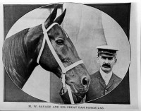 LEGEND OF DAN PATCH: A TIME IN AMERICAN HISTORY