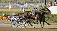 HARNESS RACING MUSEUM and HALL OF FAME: THE BEST HARNESS RACES OF 2002